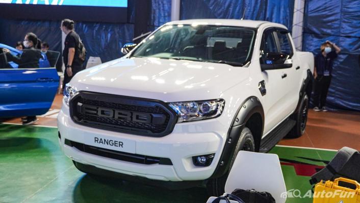2021 Ford Ranger XL Exterior 004
