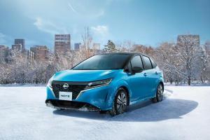 2021 Nissan Note e-Power เพิ่ม AWD มอเตอร์คู่ พร้อมออพชั่นเบาะหันออกตัวรถ