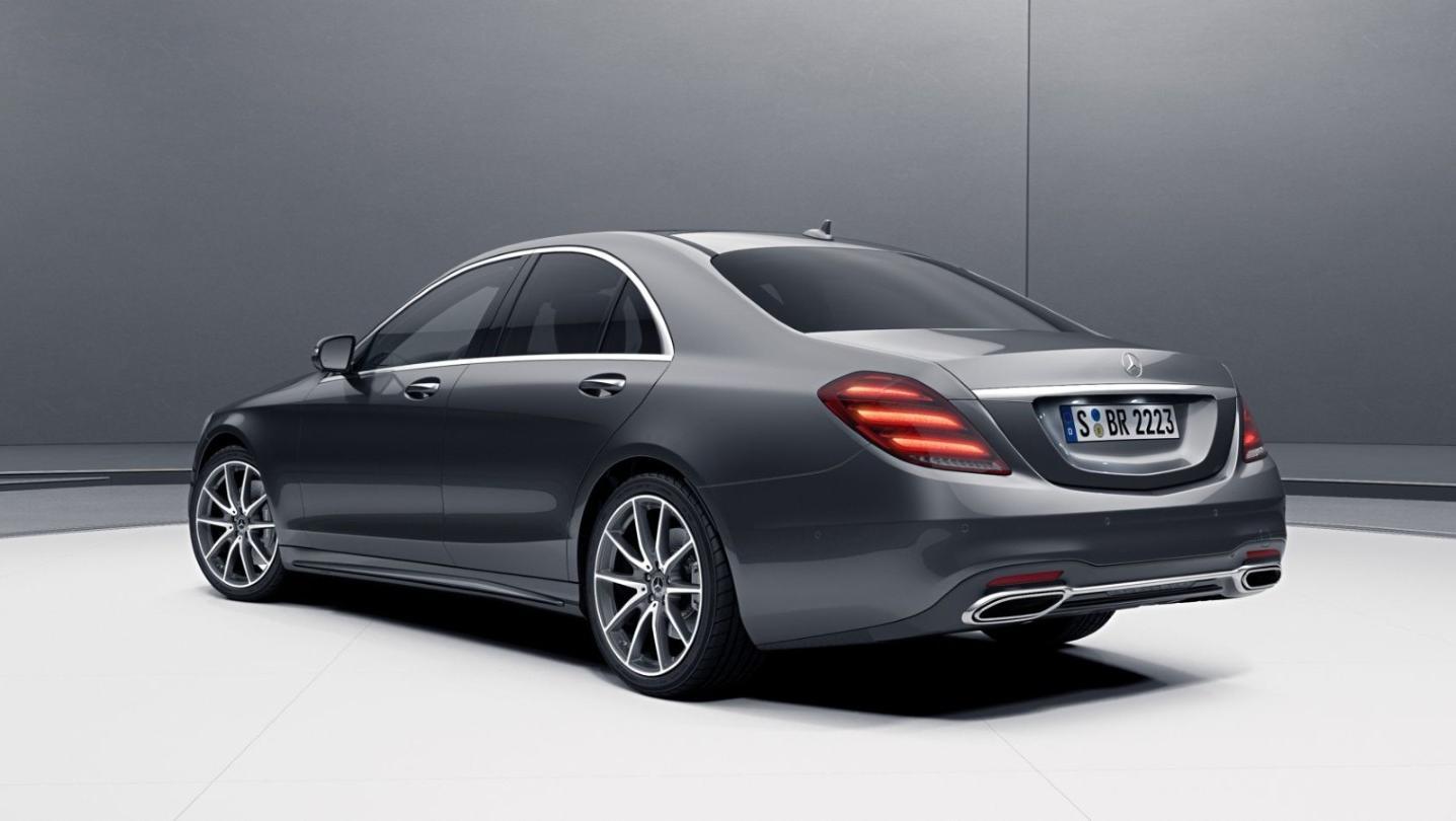 Mercedes-Benz S-Class 2020 Exterior 003