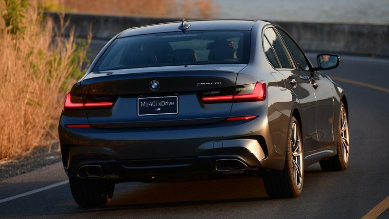 2021 BMW M340i xDrive รุ่นประกอบไทยเคาะแล้ว 3.999 ล้านบาท แรงขนาดไหนมาชมกัน 02