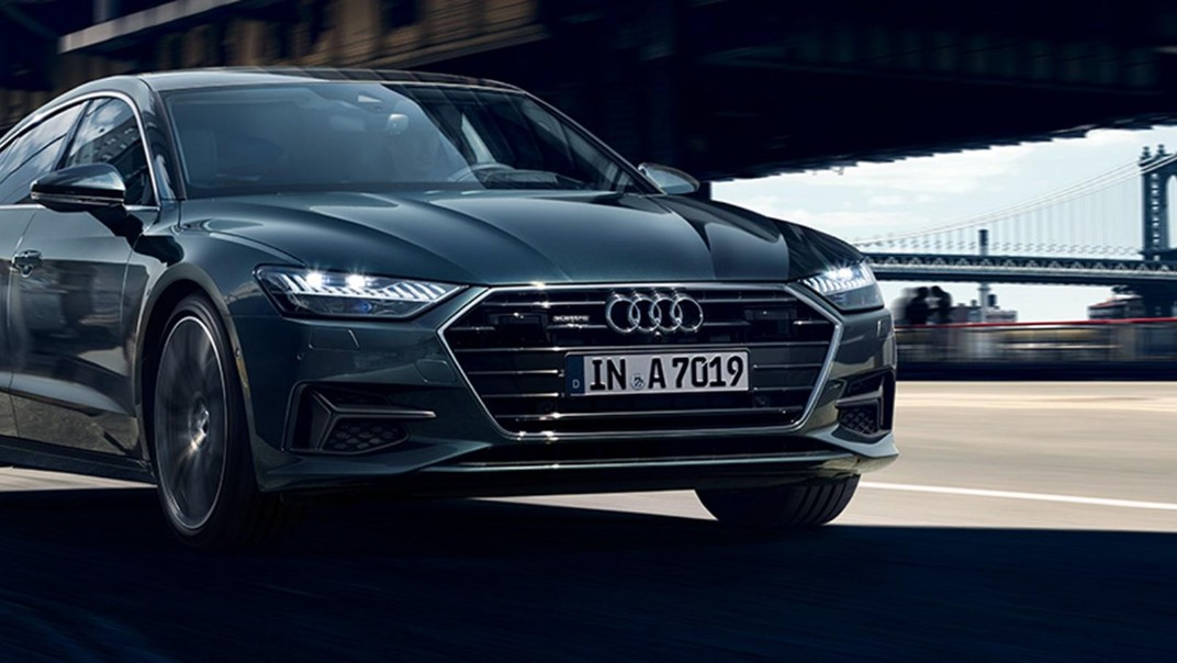 Audi A7 Sportback Public 2020 Exterior 002