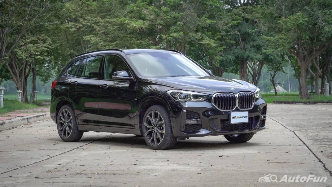 2021 BMW X1 2.0 sDrive20d M Sport Exterior 003