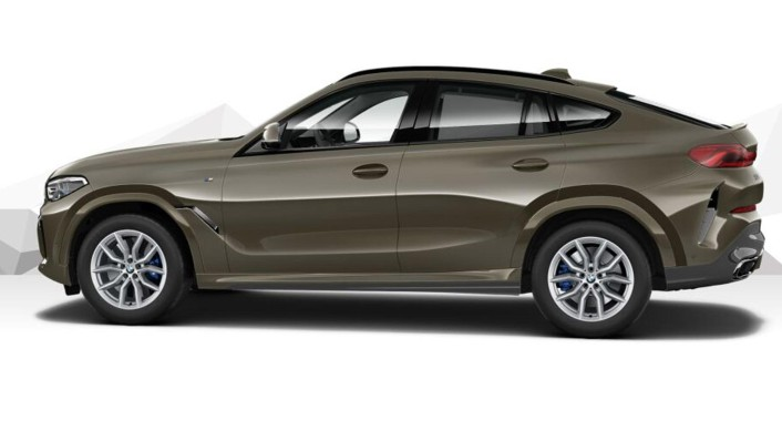 BMW X6 2020 Exterior 004