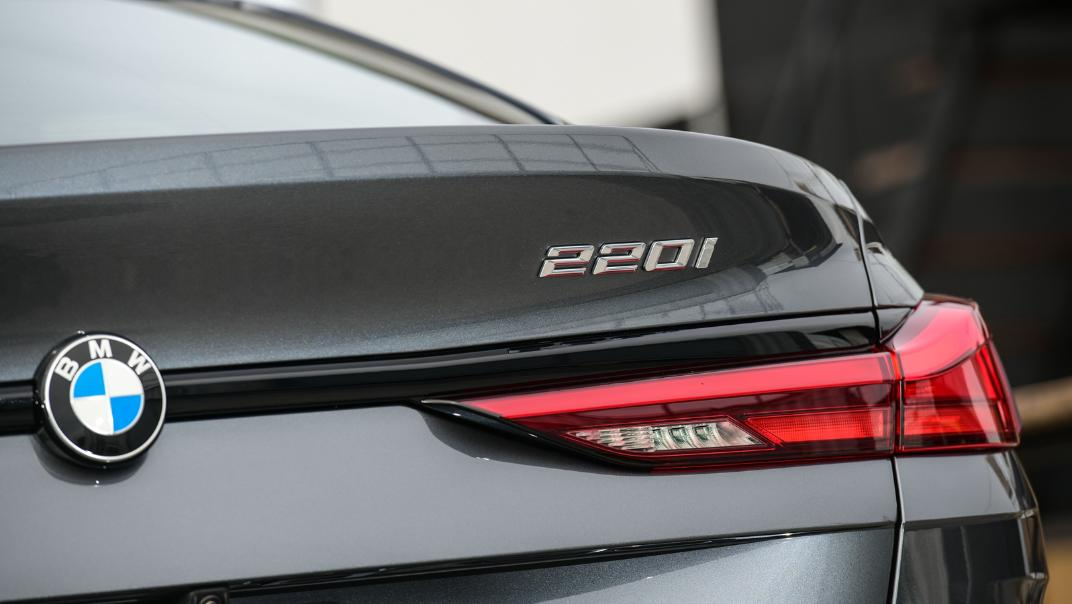 2021 BMW 2 Series Gran Coupe 220i Sport Exterior 027