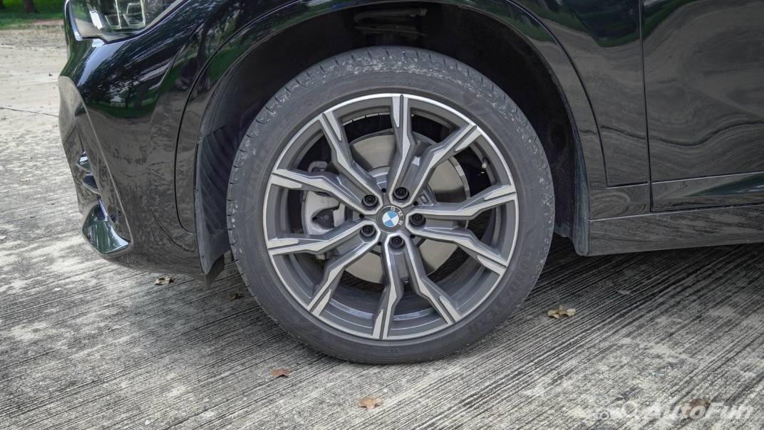 2021 BMW X1 2.0 sDrive20d M Sport Exterior 026