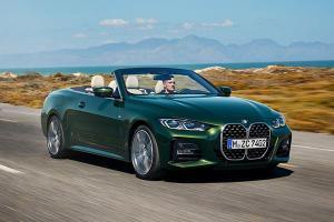 เผยโฉม 2021 BMW 4-Series Convertible กับกระจังที่อดีตหัวหน้าทีมดีไซเนอร์ยังส่ายหัว
