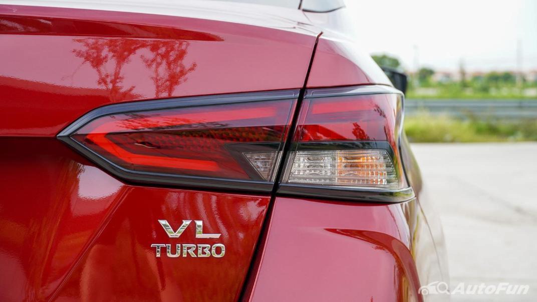 2020 Nissan Almera 1.0 Turbo VL CVT Exterior 020