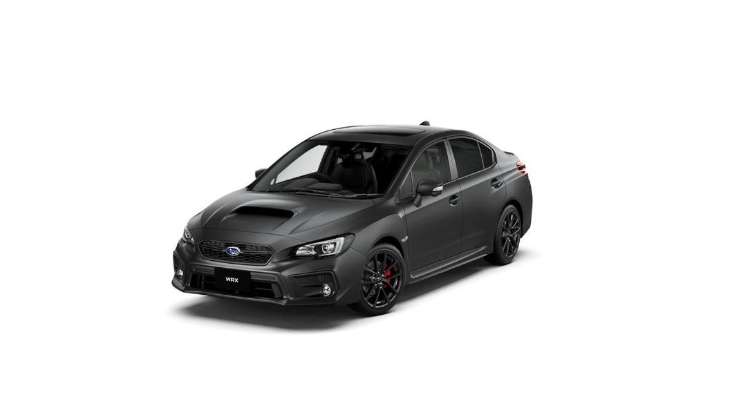 Subaru Wrx 2020 Exterior 014