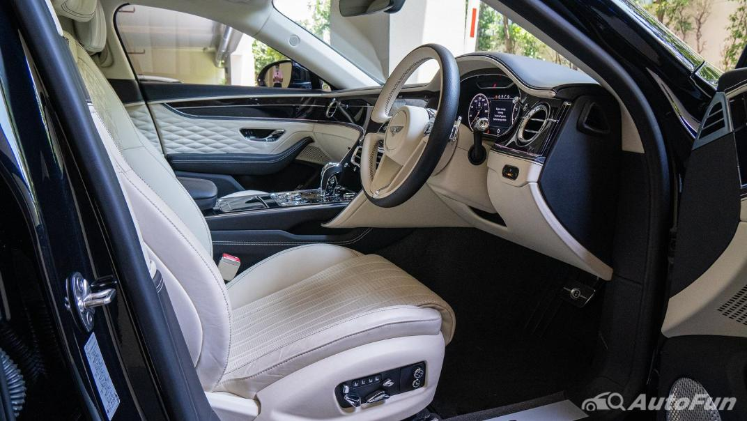 2020 Bentley Flying Spur 6.0L W12 Interior 023