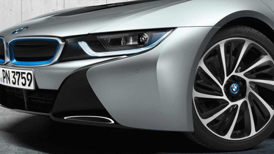BMW I8 2020 Exterior 014