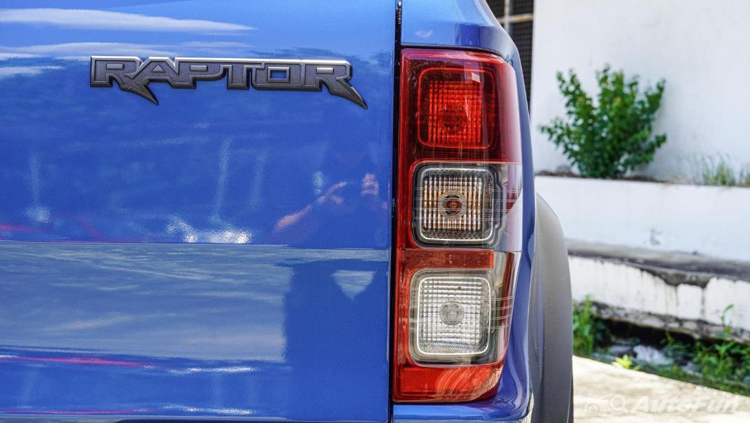 Ford Ranger Raptor 2.0L EcoBlue Exterior 024
