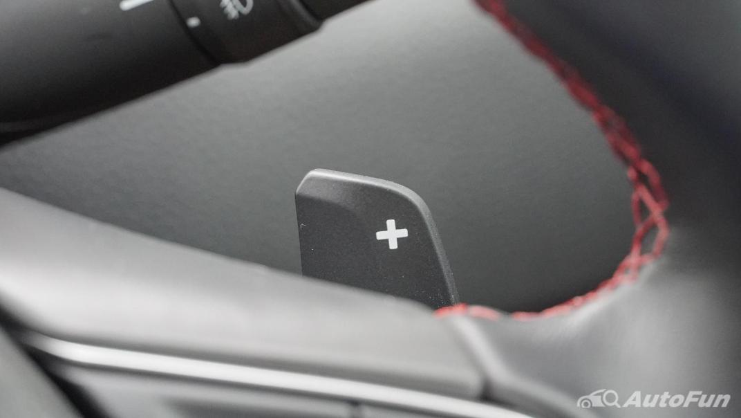 2021 Honda City e:HEV RS Interior 012