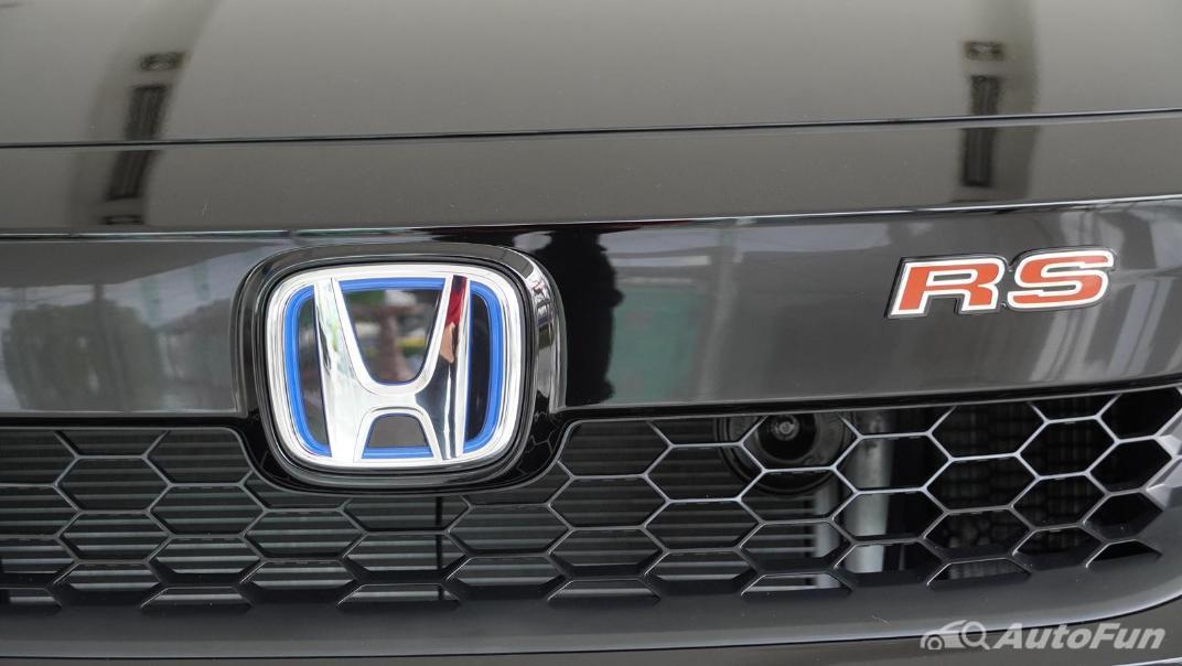 2021 Honda City Hatchback e:HEV RS Exterior 053