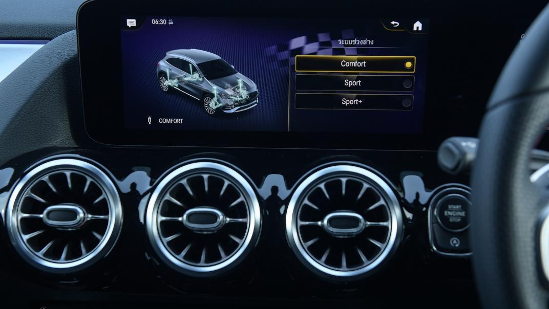 2021 Mercedes-Benz GLA-Class 35 AMG 4MATIC Interior 049