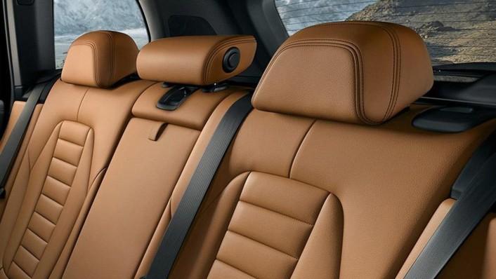 BMW X3 2020 Interior 004