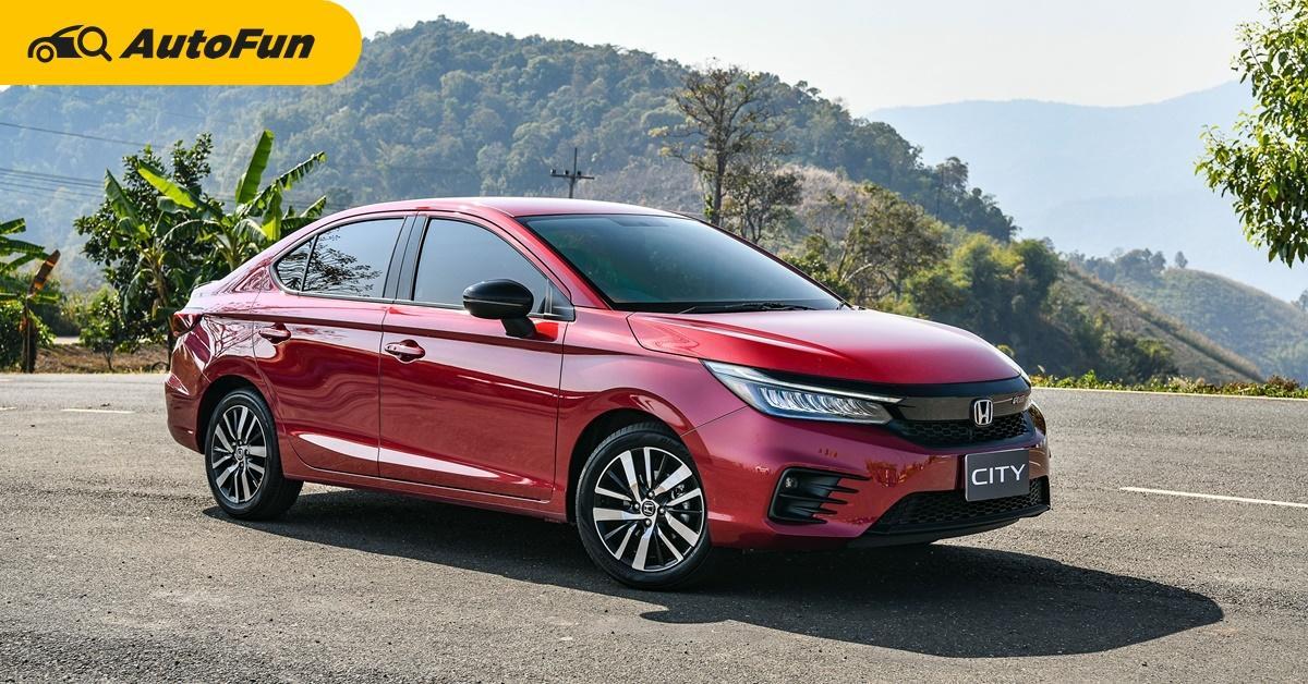 Honda ลั่นครองแชมป์เก๋งปี 2563 ลุ้นรถใหม่ HR-V, Civic เปิดตัวในไทยปีนี้ 01