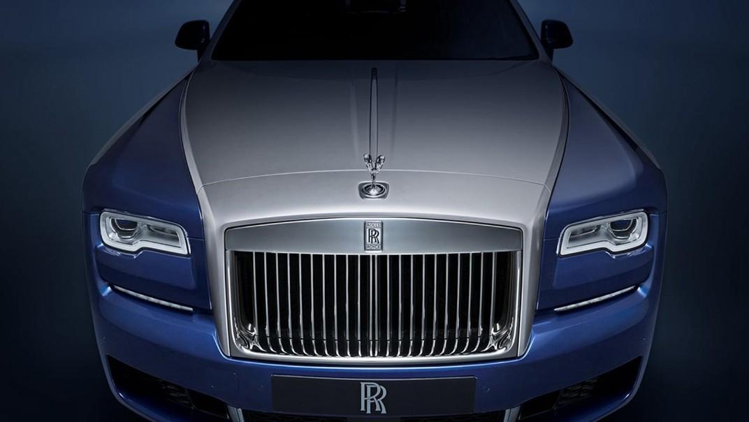 Rolls-Royce Ghost 2020 Exterior 001