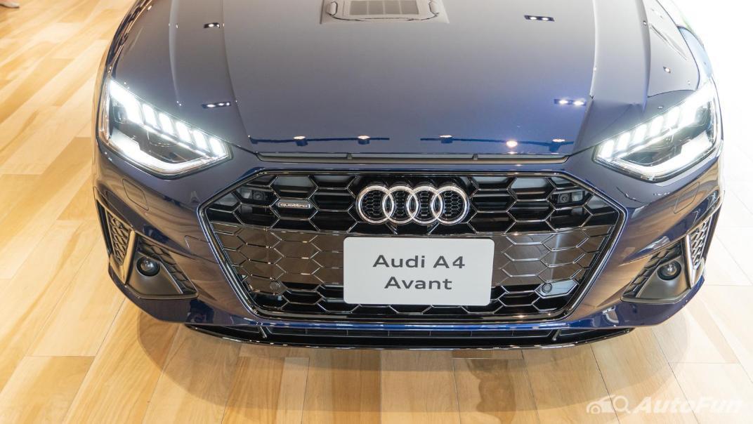 2020 Audi A4 Avant 2.0 45 TFSI Quattro S Line Black Edition Exterior 090