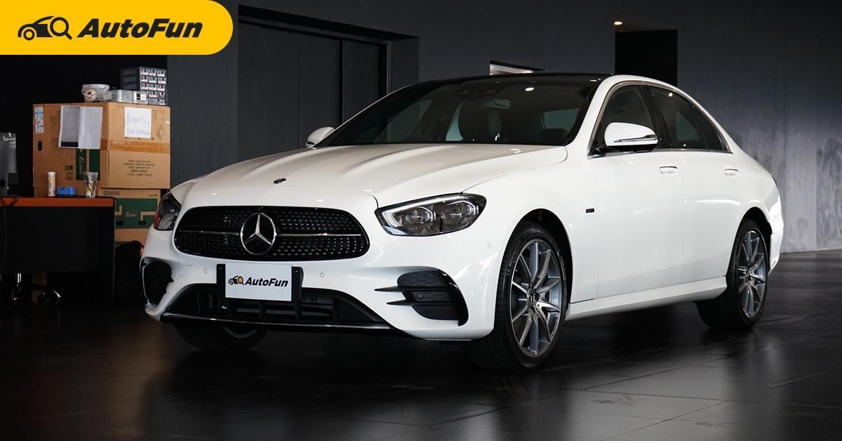 Mercedes-Benz เตรียมยกทัพสินค้าใหม่บุกไทยแต่ต้นปี นำโดย E-Class, GLA 35 และ Maybach 01