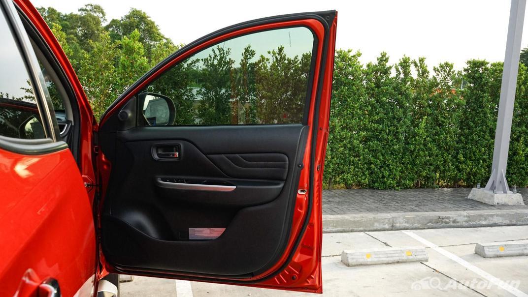 2020 Mitsubishi Triton Double Cab 4WD 2.4 GT Premium 6AT Interior 041