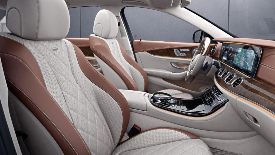 Mercedes-Benz E-Class Saloon Public 2020 Interior 008