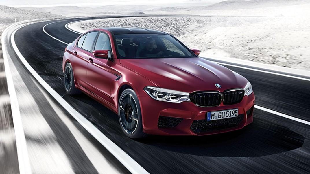 BMW M5-Sedan Public 2020 Exterior 011