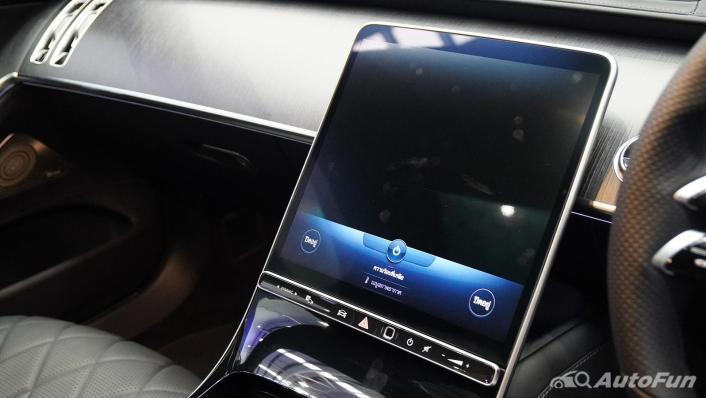 2021 Mercedes-Benz S-Class S 350 d AMG Premium Interior 003