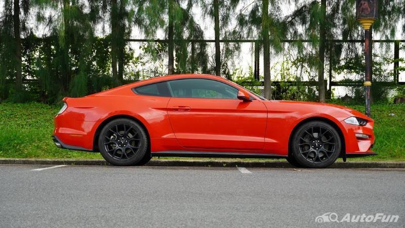 Full review: 2019 Ford Mustang 2.3L EcoBoost แรงไม่มากแต่หล่อเหมือนเดิม 02