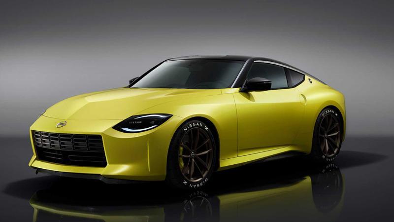 เทียบกันชัด ๆ Nissan Z เวอร์ชั่นต้นแบบ vs ภาพสิทธิบัตรเตรียมขายจริงปีนี้ 02
