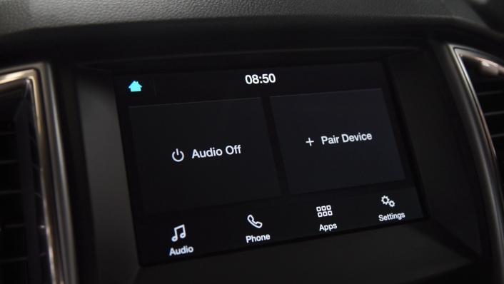 2021 Ford Ranger XLT Interior 003