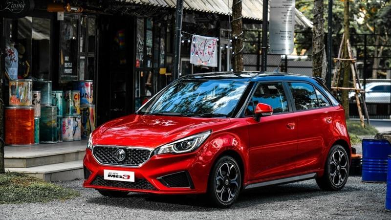 MG เตรียมเปิดตัวรถยนต์ไฟฟ้าใหม่ปลายปี 2021 ในทรงแฮทช์แบ็ค ลือคล้าย MG3 02