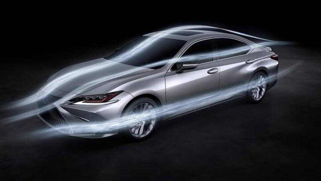 Lexus ES 2020 Exterior 019
