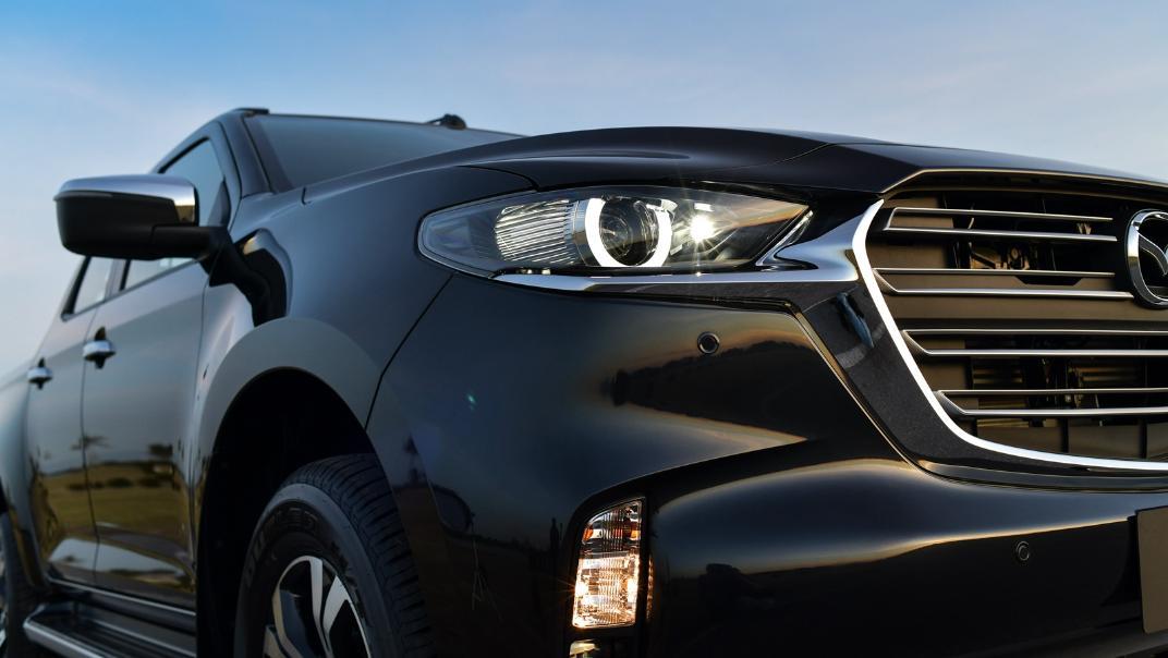 2021 Mazda BT-50 Double cab Upcoming Version Exterior 009