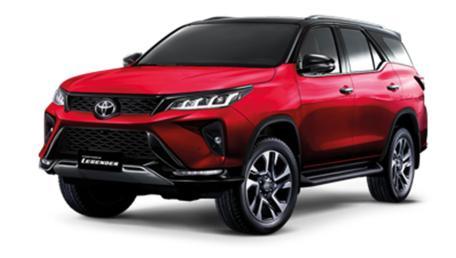 2021 Toyota Fortuner 2.8 Legender ราคารถ, รีวิว, สเปค, รูปภาพรถในประเทศไทย | AutoFun