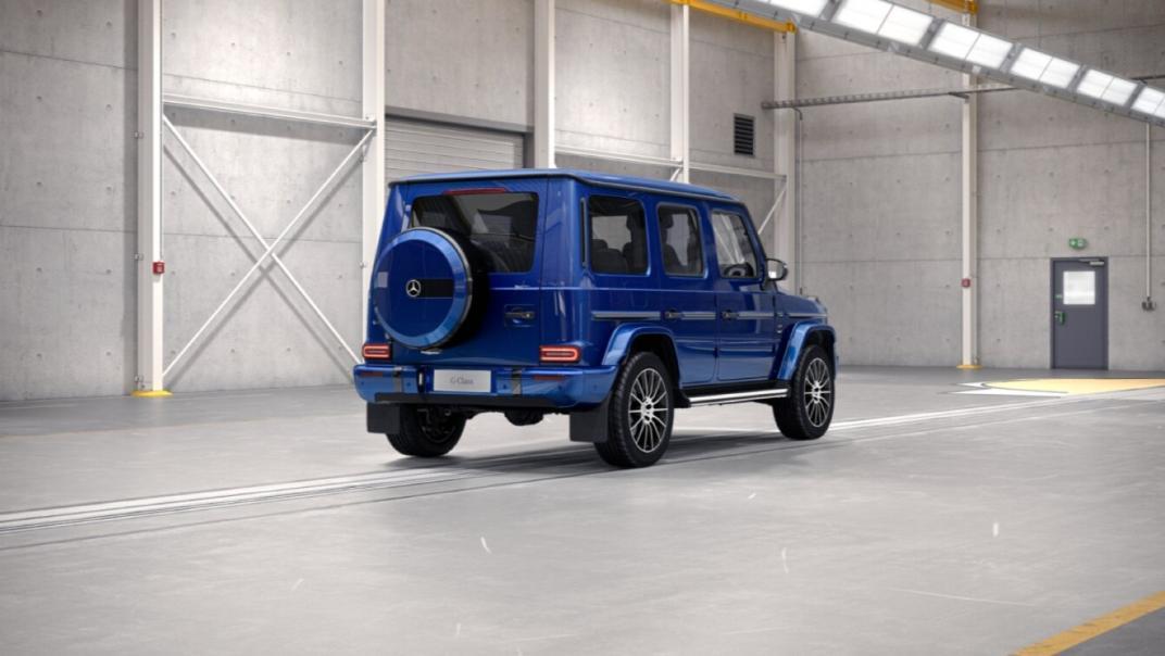 Mercedes-Benz G-Class 2020 Exterior 012