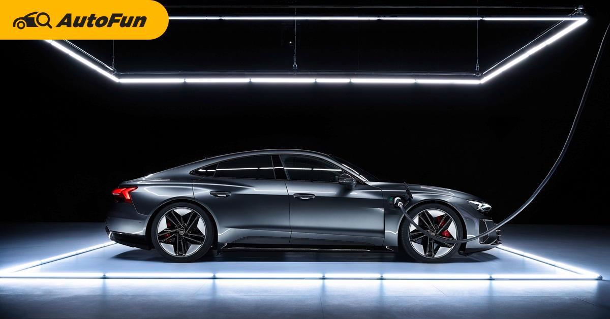 Audi เอาบ้าง เปิดตัวรถใหม่อีวีล้วนตั้งแต่ 2569 พร้อมเลิกเครื่องยนต์ปี 2576 01