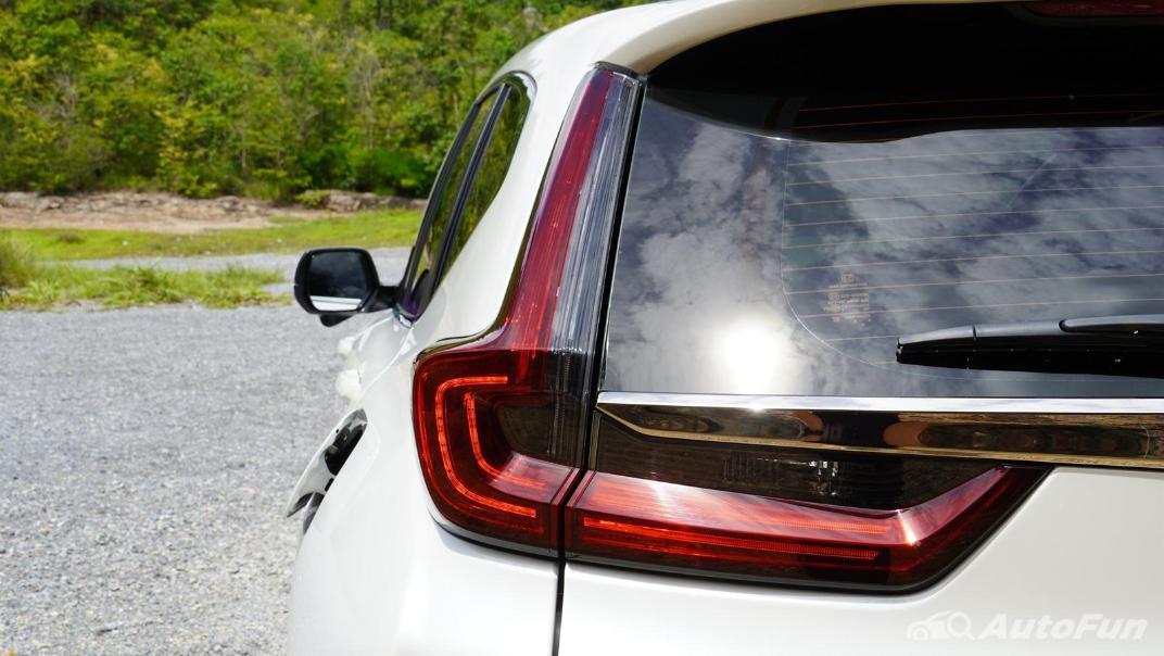 2020 Honda CR-V 2.4 ES 4WD Exterior 018