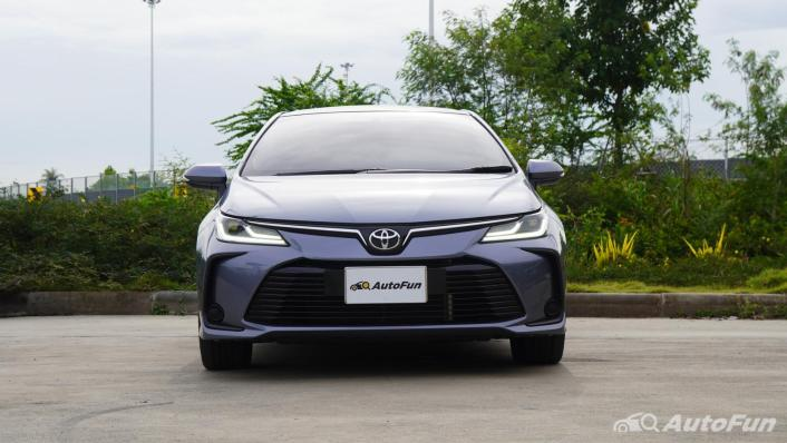 2021 Toyota Corolla Altis 1.8 Sport Exterior 002