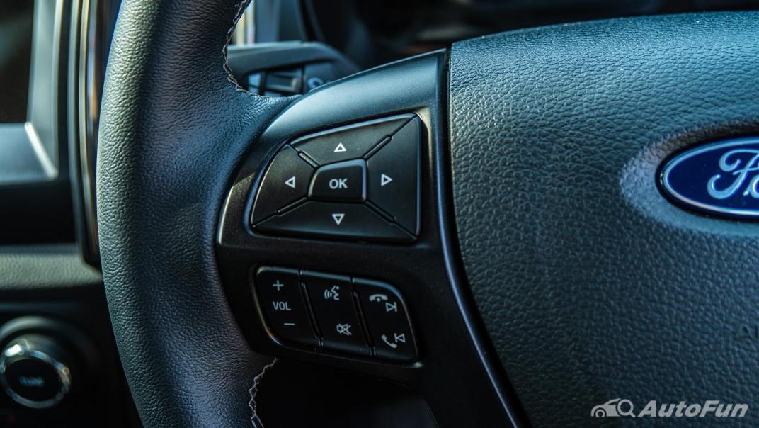 2021 Ford Ranger FX4 MAX Interior 006