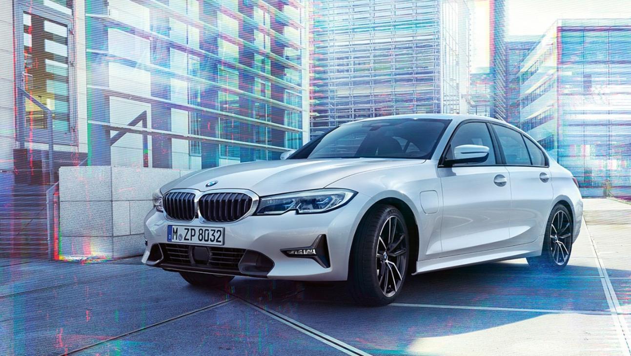 BMW 3-Series-Sedan 2020 Exterior 004