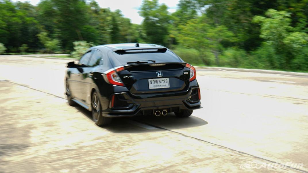 2020 Honda Civic 1.5 Turbo RS Exterior 092