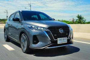Review Nissan Kicks ราคาแตะล้านก็ยังมีเรื่องต้องทำใจ One-pedal ที่คุณจะทั้งรักทั้งเกลียด