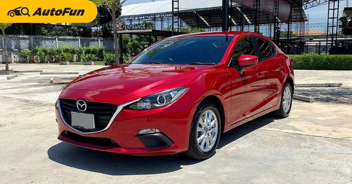 5 เหตุผลที่ทำให้ Mazda 3 โฉม BM มือสองยังเป็นรถที่คุ้มที่สุด แม้ราคาจะเท่ารถใหม่ป้ายแดง 01