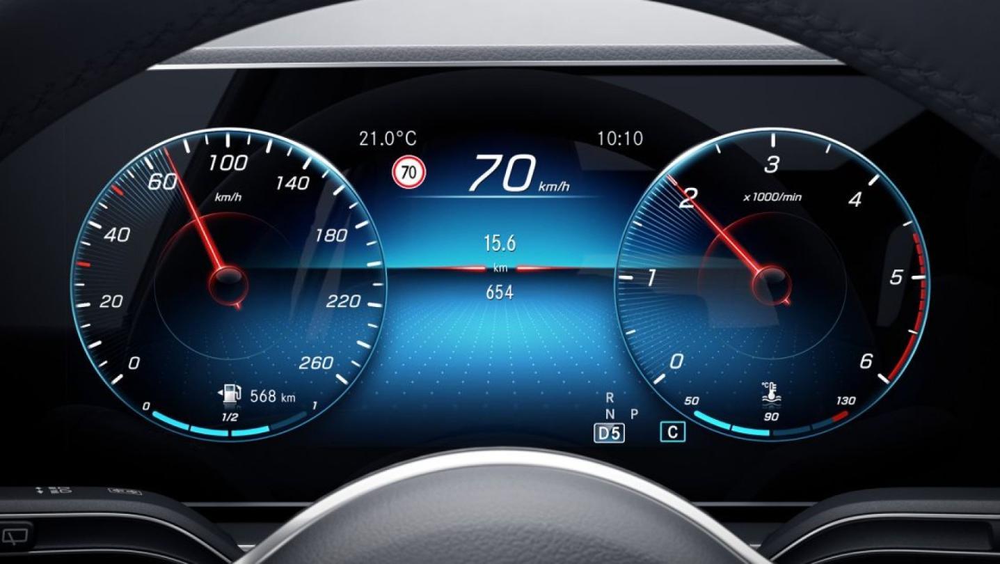 Mercedes-Benz GLS-Class 2020 Interior 014