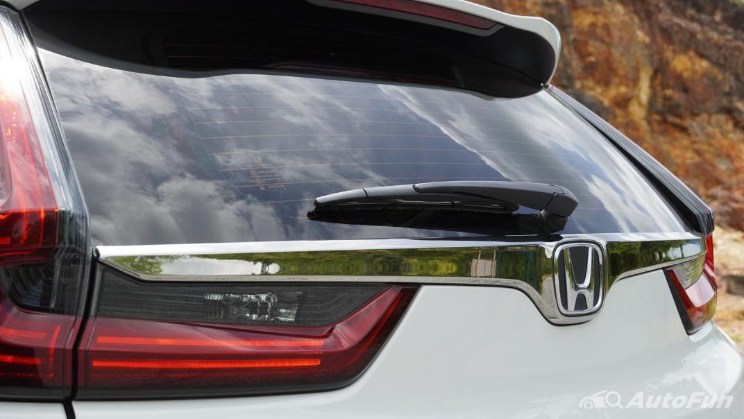 2020 Honda CR-V 2.4 ES 4WD Exterior 016