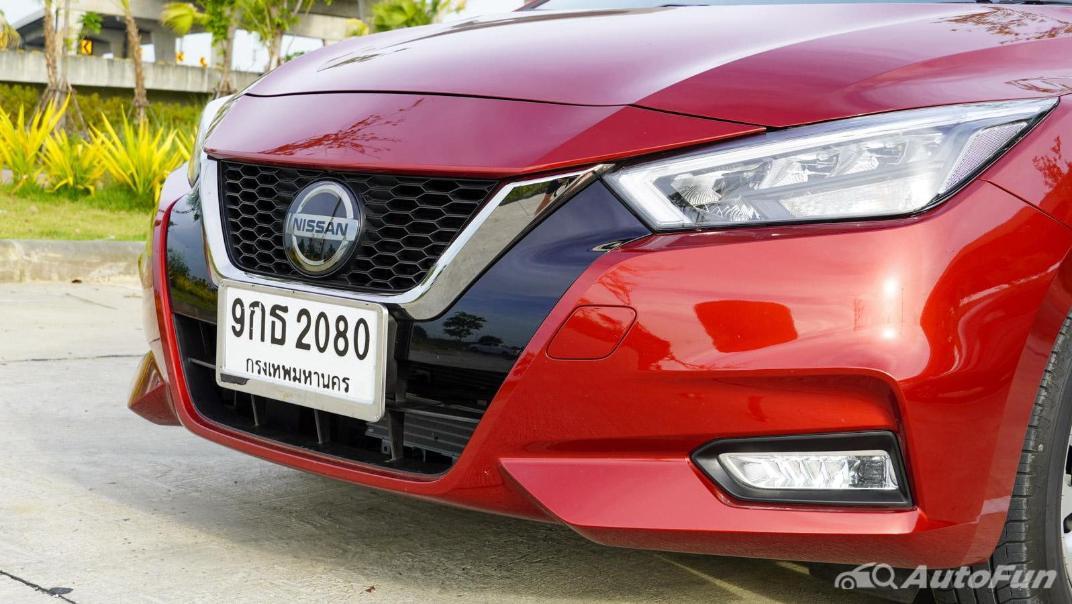 2020 Nissan Almera 1.0 Turbo VL CVT Exterior 010