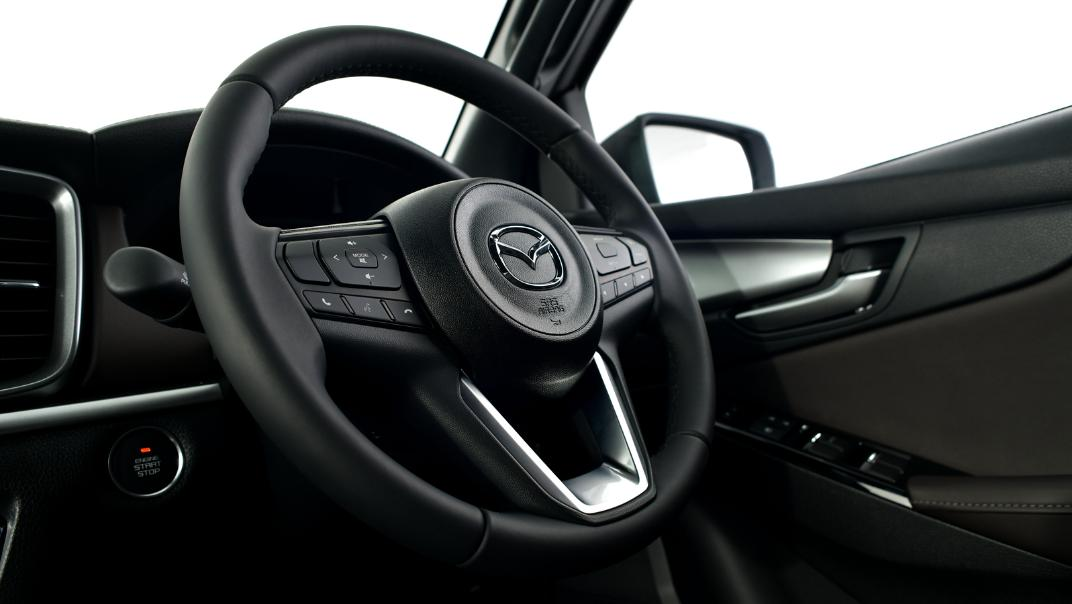 2021 Mazda BT-50 Double cab Upcoming Version Interior 004