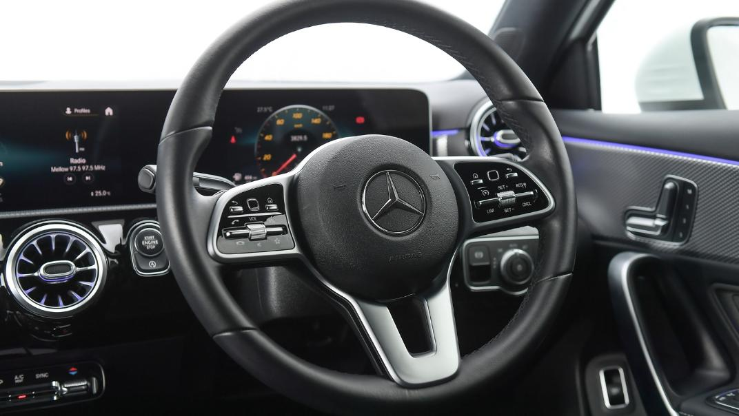 2021 Mercedes-Benz A-Class A 200 Progressive Interior 009