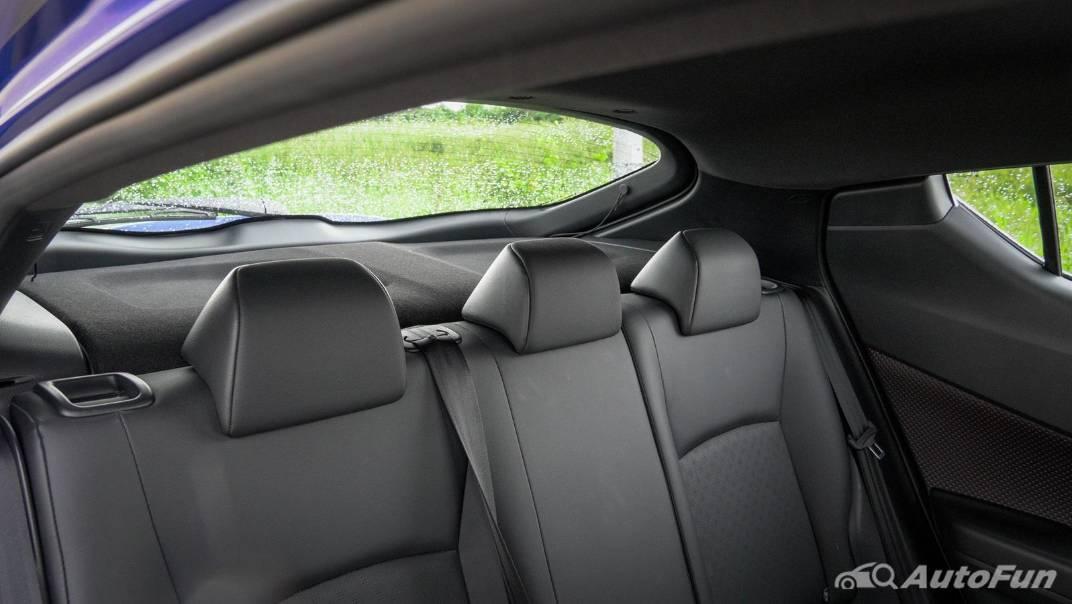2021 Toyota C-HR Hybrid Premium Safety Interior 060