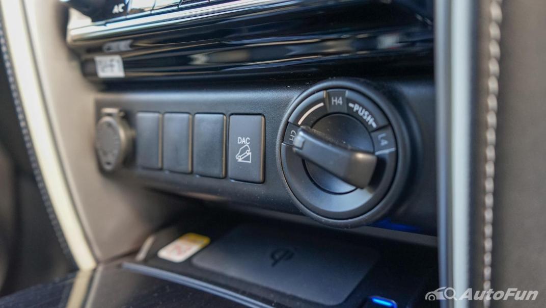 2020 Toyota Fortuner 2.8 Legender 4WD Interior 024